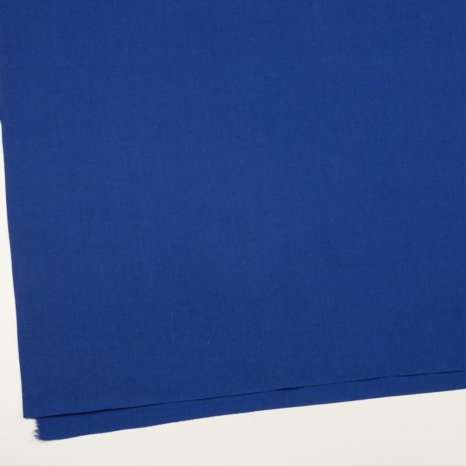 コットン&テンセル×無地(ロイヤルブルー)×シャンブレー・ローン_全4色 イメージ2