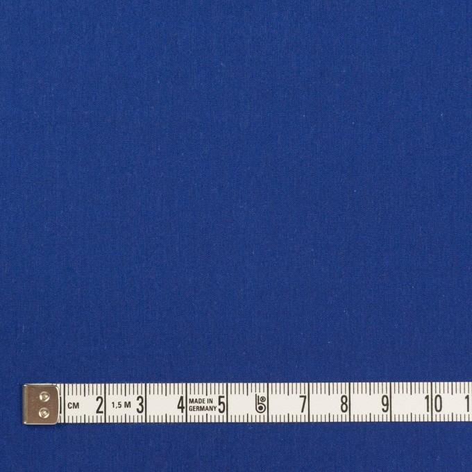 コットン&テンセル×無地(ロイヤルブルー)×シャンブレー・ローン_全4色 イメージ4