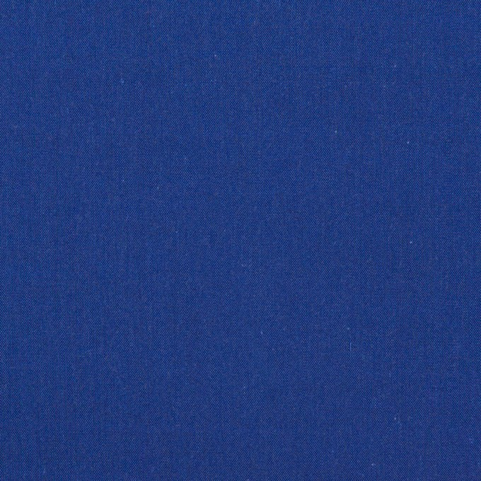 コットン&テンセル×無地(ロイヤルブルー)×シャンブレー・ローン_全4色 イメージ1