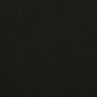 コットン&テンセル×無地(ブラック)×ローン