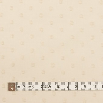 コットン×ドット(キナリ)×ボイルカットジャガード_全2色 サムネイル4