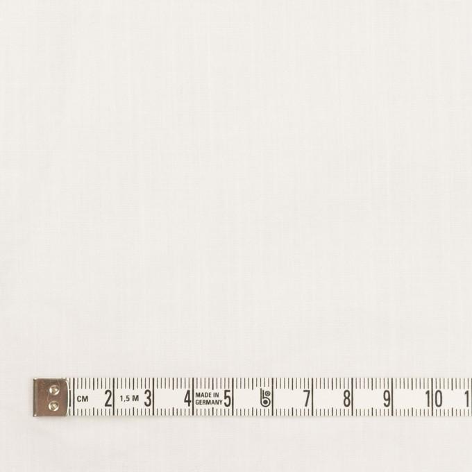 コットン&ラミー×無地(オフホワイト)×ポプリンワッシャー_全2色 イメージ4