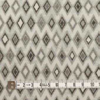 コットン×ダイヤ(グレー)×ボイル_全2色 サムネイル4