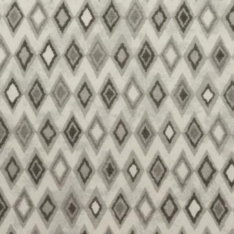 コットン×ダイヤ(グレー)×ボイル_全2色 サムネイル1
