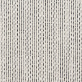 コットン&リネン×ストライプ(ネイビー&オフホワイト)×シーチング_全2色 サムネイル1