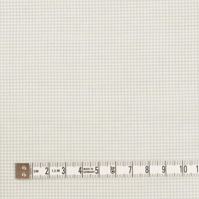 コットン×チェック(グリーンフォッグ)×シーチング_全2色 イメージ4