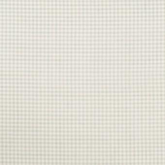 コットン×チェック(グリーンフォッグ)×シーチング_全2色