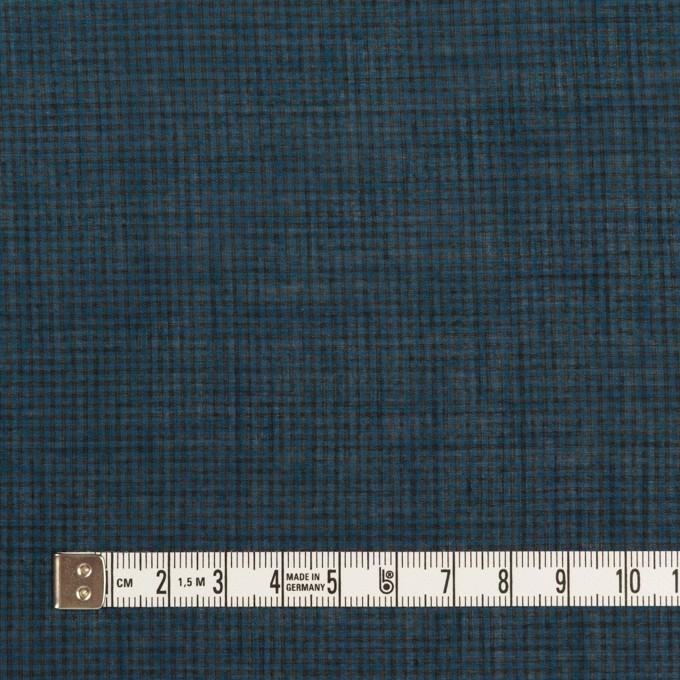 コットン×チェック(ネイビー)×シーチング_全2色 イメージ4