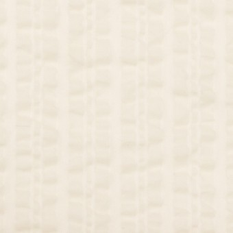 コットン×無地(アイボリー)×ボイルサッカー_全2色
