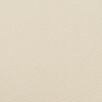 コットン×無地(アイボリー)×ブロード
