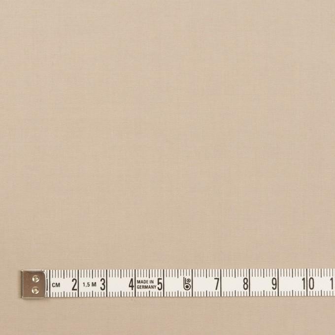 コットン×無地(ライトベージュ)×ブロード イメージ4