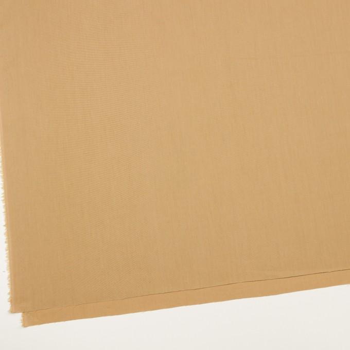 コットン&テンセル×無地(オークルベージュ)×ブロード_全3色 イメージ2