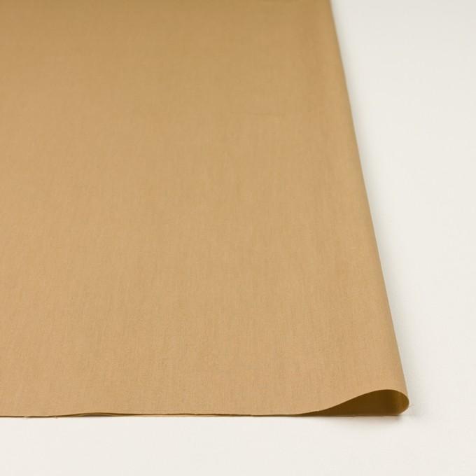 コットン&テンセル×無地(オークルベージュ)×ブロード_全3色 イメージ3