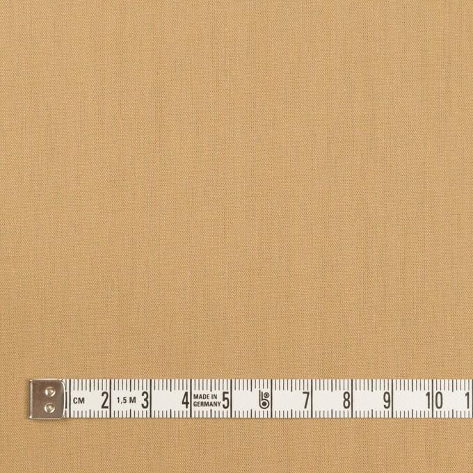コットン&テンセル×無地(オークルベージュ)×ブロード_全3色 イメージ4