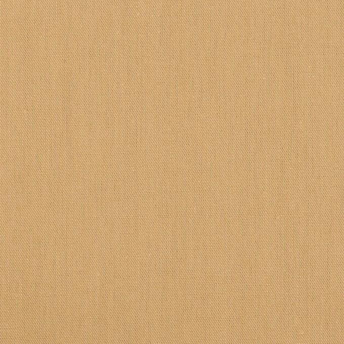 コットン&テンセル×無地(オークルベージュ)×ブロード_全3色 イメージ1
