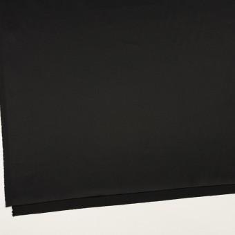 コットン&レーヨン×無地(ブラック)×サテン サムネイル2