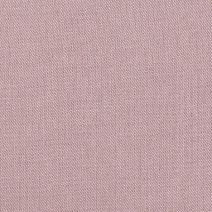 コットン&シルク×無地(グレイッシュピンク)×サージ_全4色 イメージ1