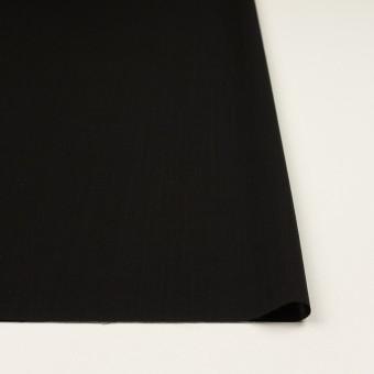 ウール×無地(ブラック)×ボイル サムネイル3