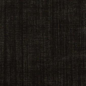 ウール×無地(ブラック)×ボイル