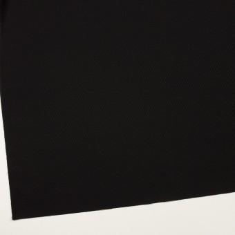 ウール×無地(ブラック)×ボイルジャガード サムネイル2
