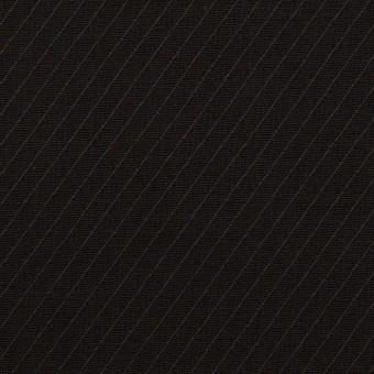 ウール×無地(ブラック)×ボイルジャガード