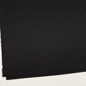 ポリエステル×ドット(ブラック)×ボイルジャガード サムネイル2
