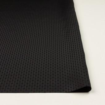 ポリエステル×ドット(ブラック)×ボイルジャガード サムネイル3