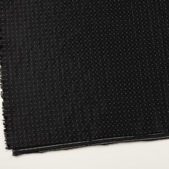 ポリエステル×ドット(ブラック)×形状記憶ジャガード サムネイル2
