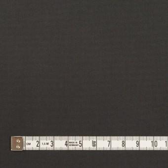 コットン&ポリアミド×無地(チャコール)×高密ブロード_イタリア製_全2色 サムネイル4