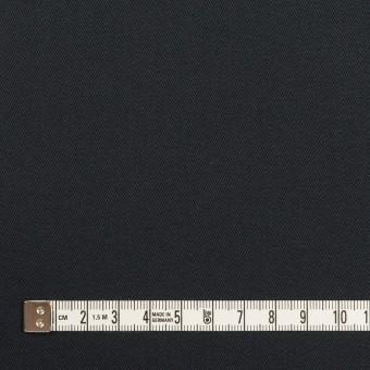 コットン×無地(ダークネイビー)×ヘリンボーン_全2色 サムネイル4