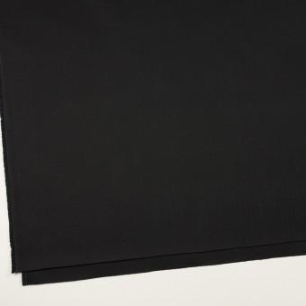 コットン×無地(ブラック)×ヘリンボーン_全2色 サムネイル2