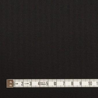 コットン×無地(ブラック)×ヘリンボーン_全2色 サムネイル4