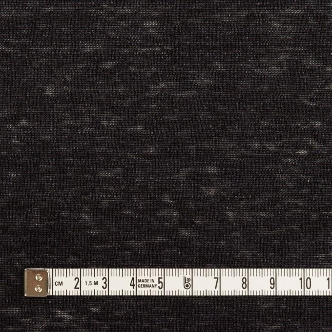 リネン×無地(ダークネイビー)×天竺ニット_全4色 イメージ4