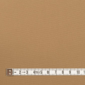 コットン×無地(オークルベージュ)×高密ポプリン サムネイル4