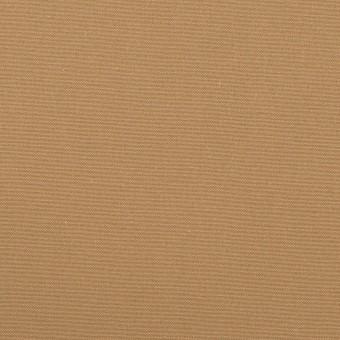 コットン×無地(オークルベージュ)×高密ポプリン サムネイル1