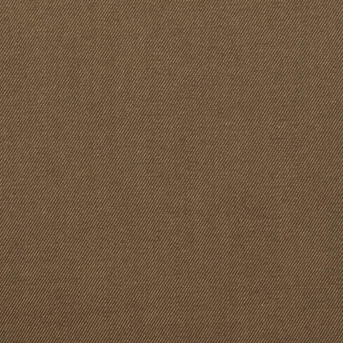 コットン×無地(アッシュブラウン)×シャンブレー・ギャバジン イメージ1