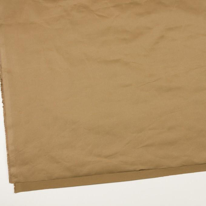 ポリエステル&コットン×無地(オークル)×ブロード(パラフィン加工)_全2色 イメージ2
