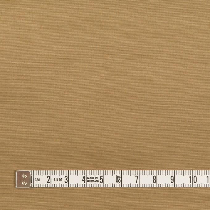 ポリエステル&コットン×無地(オークル)×ブロード(パラフィン加工)_全2色 イメージ4