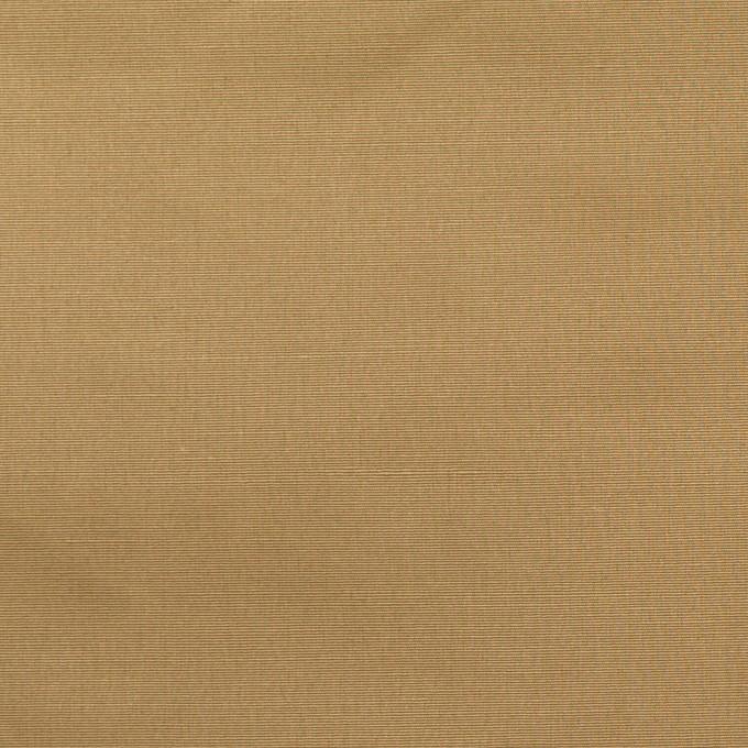 ポリエステル&コットン×無地(オークル)×ブロード(パラフィン加工)_全2色 イメージ1