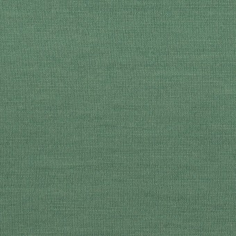 ウール×無地(フォレストグリーン)×天竺ニット_全3色