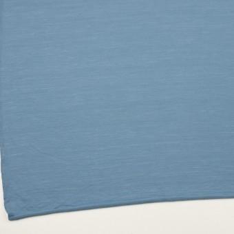 ウール×無地(チョークブルー)×天竺ニット_全3色 サムネイル2
