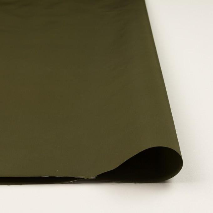 ナイロン×無地(カーキグリーン)×形状記憶タフタ_全2色 イメージ3