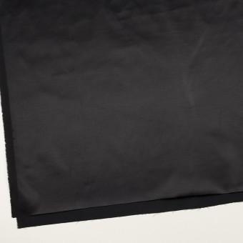 ナイロン&コットン混×無地(ダークネイビー)×サテンストレッチ_全2色 サムネイル2