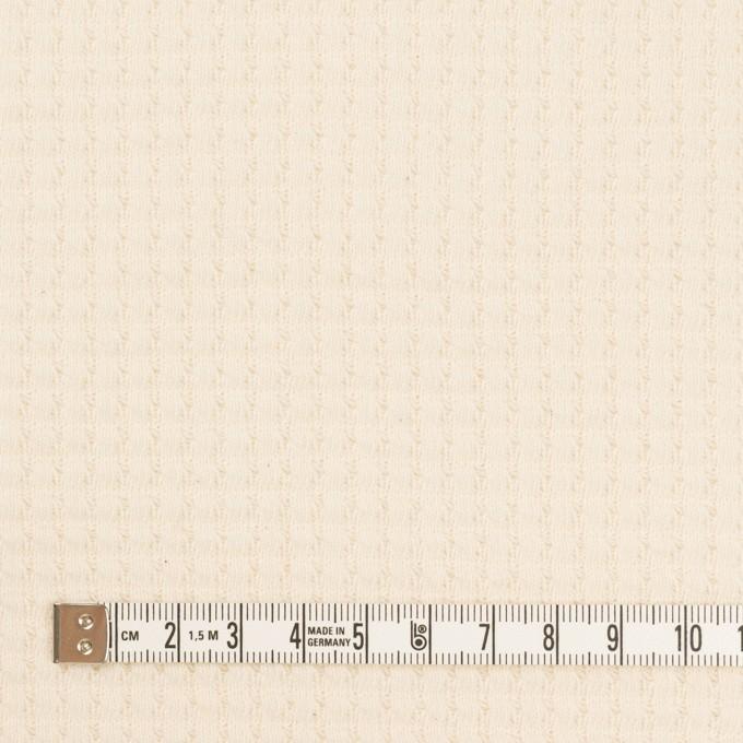 コットン×無地(キナリ)×Wニット_全3色 イメージ4