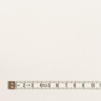 コットン×無地(オフホワイト)×セルビッチ・カツラギ サムネイル4
