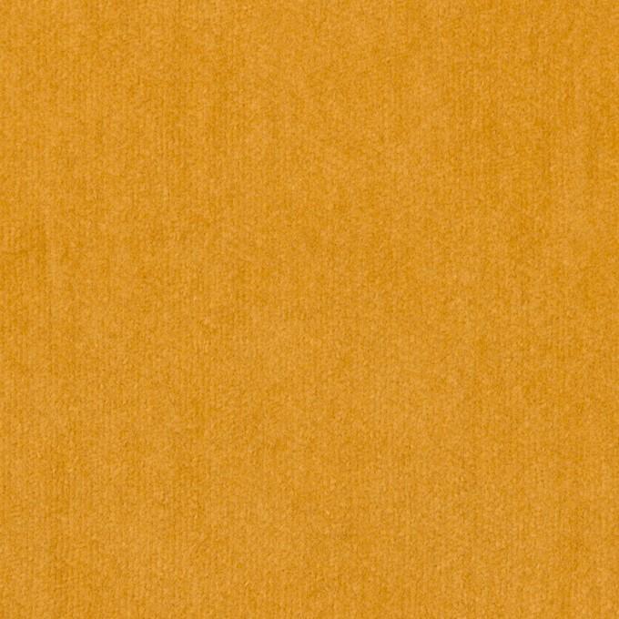 コットン×無地(マスタード)×ベッチンワッシャー_全5色 イメージ1