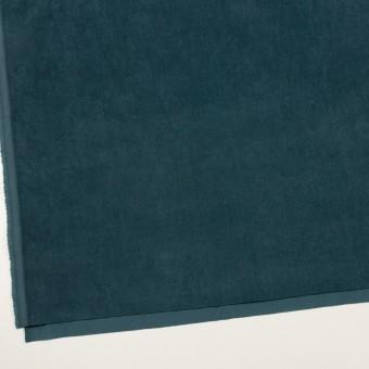 コットン×無地(インクブルー)×ベッチンワッシャー_全5色 サムネイル2