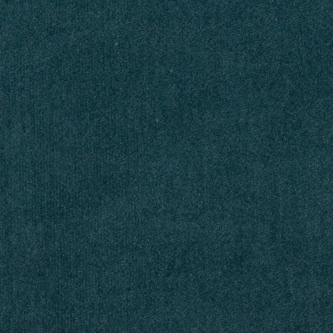 コットン×無地(インクブルー)×ベッチンワッシャー_全5色 イメージ1