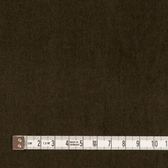 コットン×無地(カーキブラウン)×ベッチンワッシャー_全5色 サムネイル4