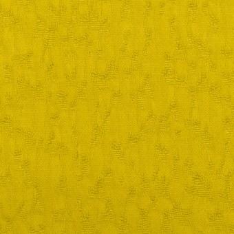 コットン&ポリウレタン×無地(ミモザ)×サテンジャガード・ストレッチ サムネイル1